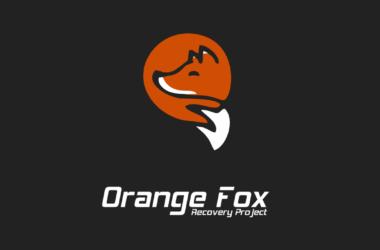 orange fox recovery