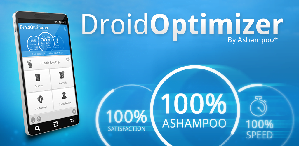 droid optimizer clean android apps